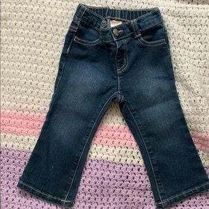 Gymboree Toddler girl blue jeans